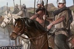 Anglo-Saxon Horsemen