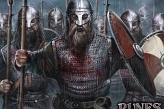 Viking Armoured Spearmen