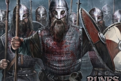 Viking Armored Spearmen